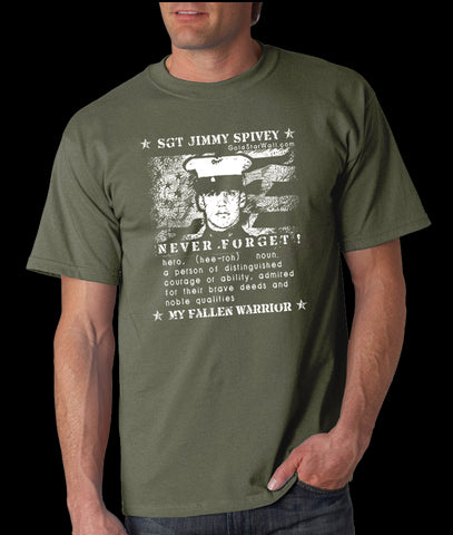 Jimmy Spivey T-Shirt