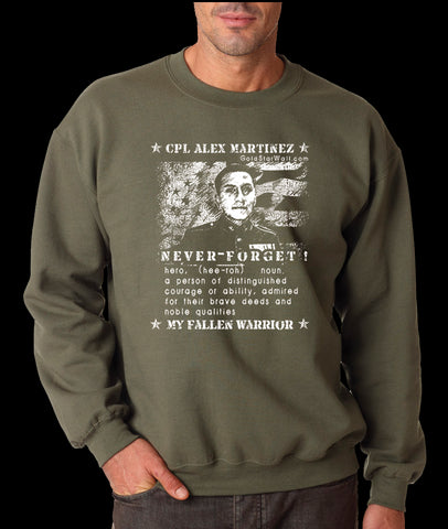 Alex Martinez Sweatshirt