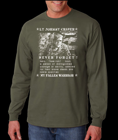 Johnny Craver Long Sleeve
