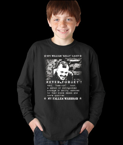William Lacey Youth Long Sleeve