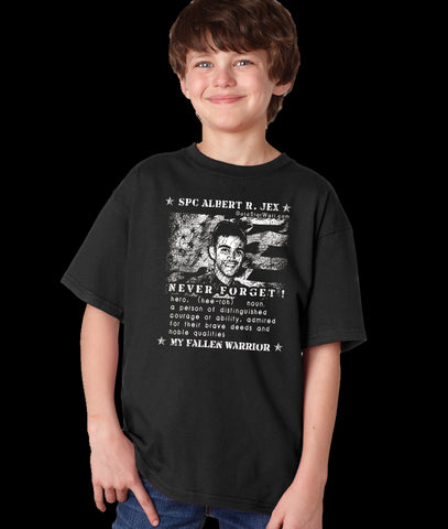 Albert Jex Youth T-Shirt