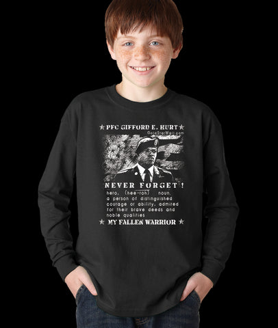 Gifford Hurt Youth Long Sleeve