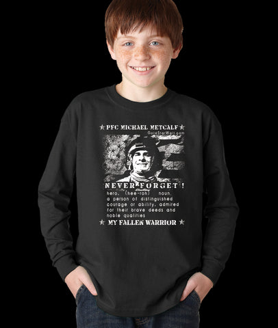 Michael Metcalf Youth Long Sleeve