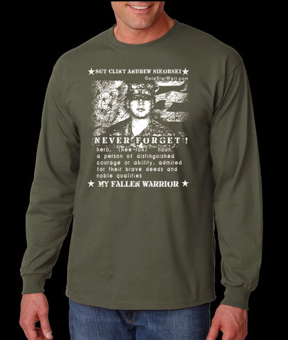 Clint Sikorski Long Sleeve
