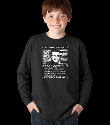 David Sonka Youth Long Sleeve