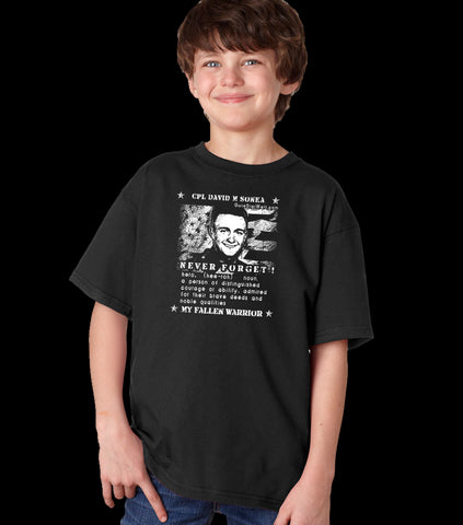 David Sonka Youth T-Shirt