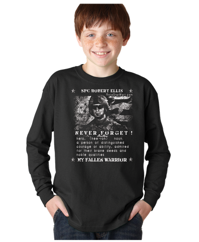 Robert Ellis Youth Long Sleeve