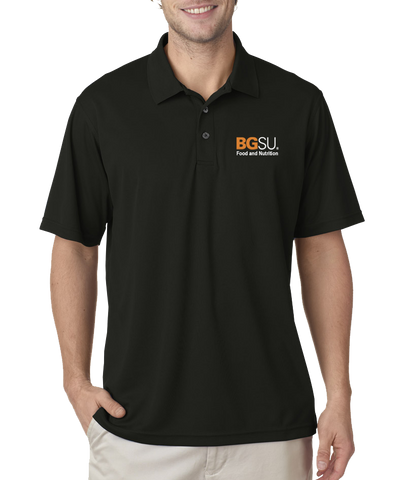 BG Food and Nutrition Custom Polos
