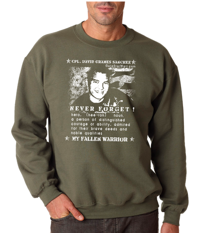 David Sanchez Sweatshirt