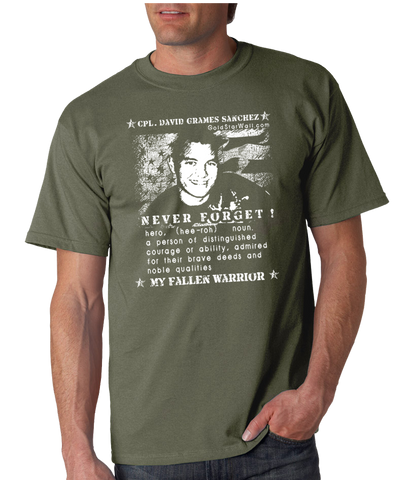 David Sanchez T-Shirt