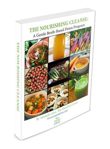 The Nourishing Cleanse (Digital .PDF download)