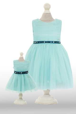 Dolly Dress: Green Mystique