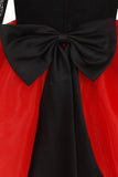 Dolly Dress - Black Bow