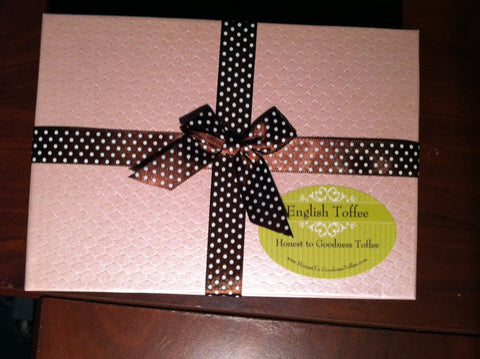 1/2 lb. Gourmet Gift Box Price NEW includes Priority Shipping!