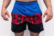Blood Leopard Shorties - Chestee