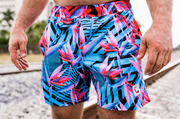 Birds of Paradise Shorties - Chestee