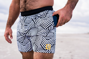 Competition Stripe Shorties - Chestee