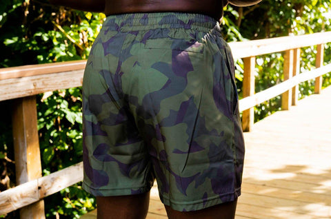 Chestee x VETWOD Camo Shorties - Chestee