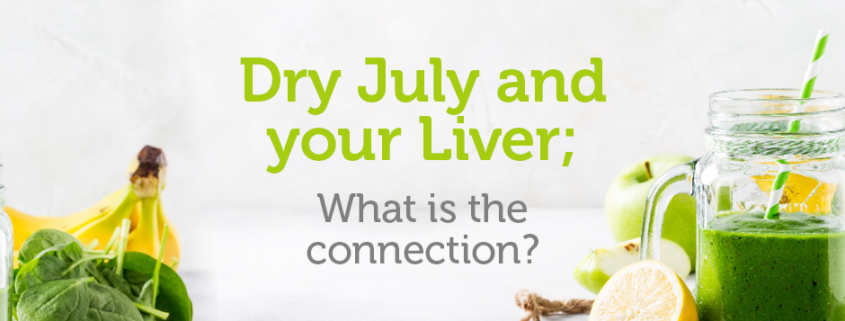 Dry July and how to liver detox!