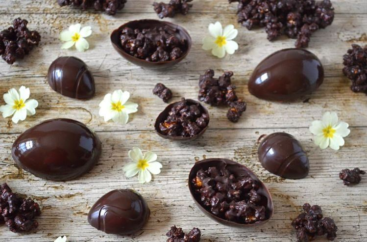 TCPA's Healthy Chocolate Easter Egg Recipe