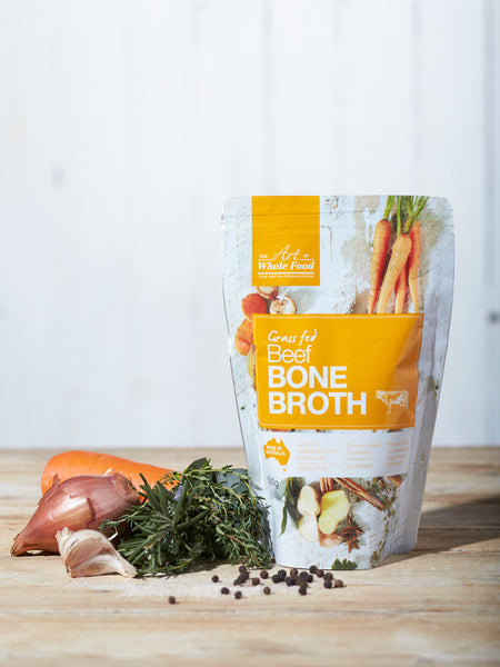 THE ART OF WHOLE FOOD BROTH