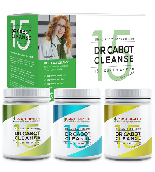 Dr Cabot Cleanse
