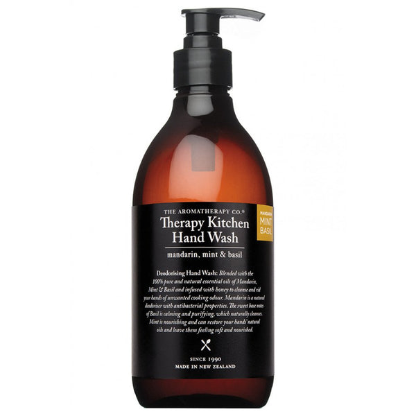 Therapy Kitchen Hand Wash Mandarin, Mint & Basil