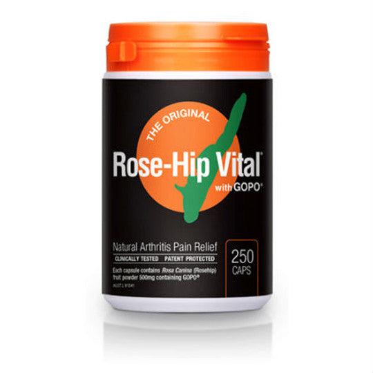 Rose-Hip Vital with Gopo 250 capsules