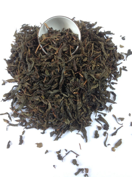 Teapot Teas: Debonair Mr Grey - twisted earl grey