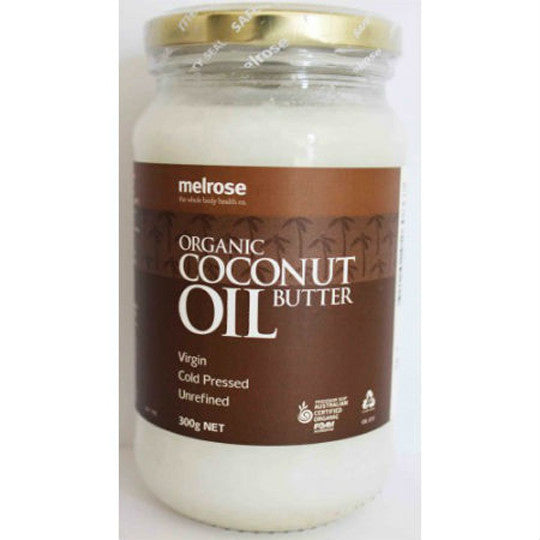 Melrose Organic Coconut Oil 300g