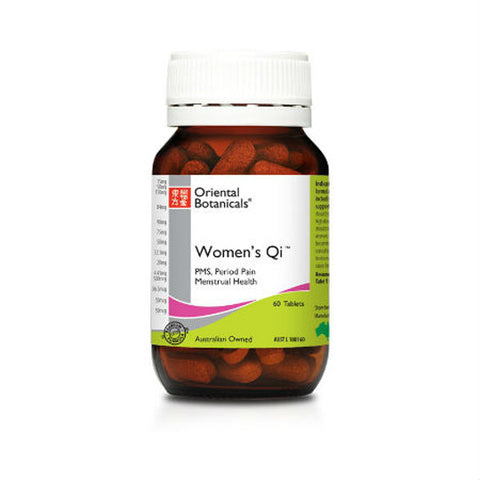 Oriental Botanicals Womens Qi 60 tablets