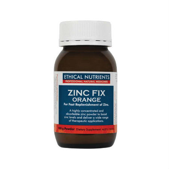 Ethical Nutrients Zinc Fix Powder 100g