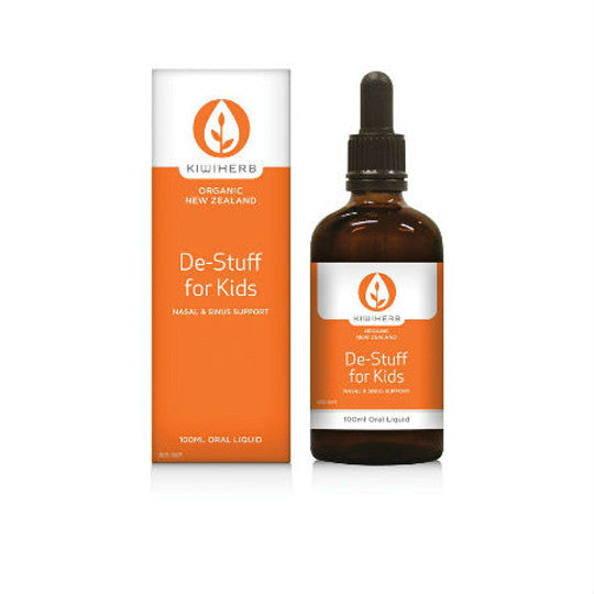 Kiwi Herb De-Stuff for Kids 50ml