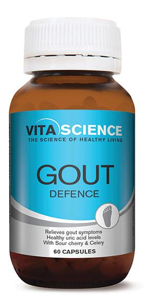 Vitascience Gout Defense