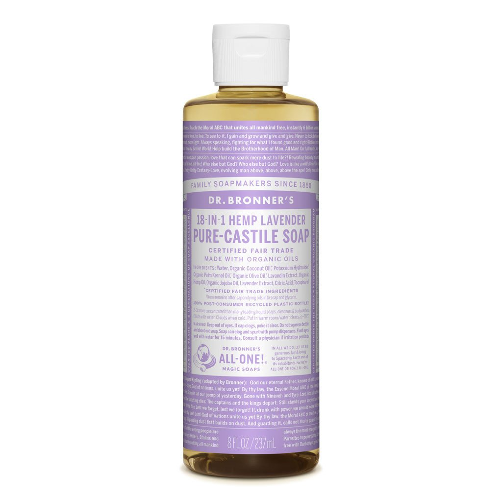 Dr Bronner - Liquid soap lavender 237ml