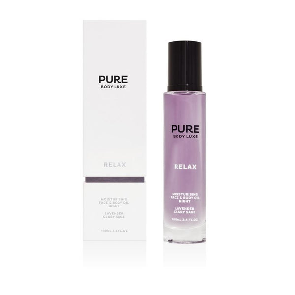 Pure Body Luxe Relax oil 100ml