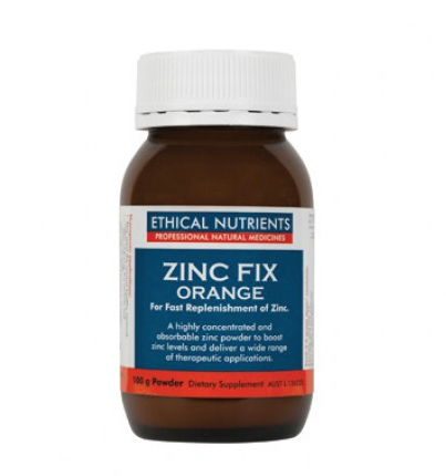 ETHICAL NUTRIENTS ZINC FIX