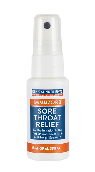 ETHICAL NUTRIENTS  SORE THROAT SPRAY