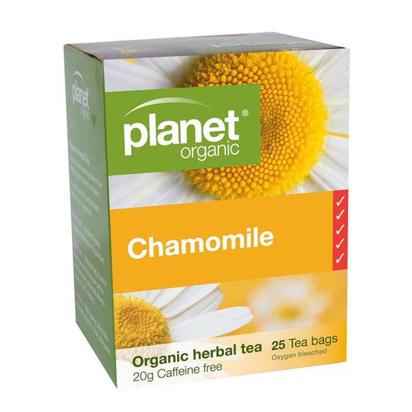 Planet Organic - Chamomile Tea