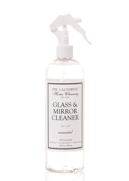 The Laundress Glass & Mirror Cleaner Spray 475ml