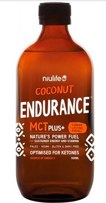 NIULIFE COCONUT ENDURANCE MCT 500ML