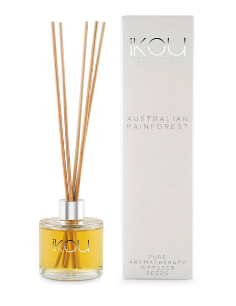 IKOU MINI DIFFUSER REED AUSTRALIAN RAINFOREST 50ml