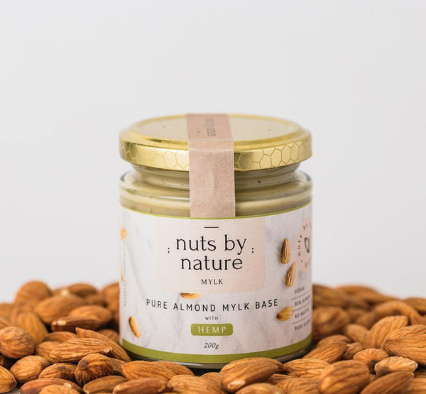 Pure Almond Hemp Jar
