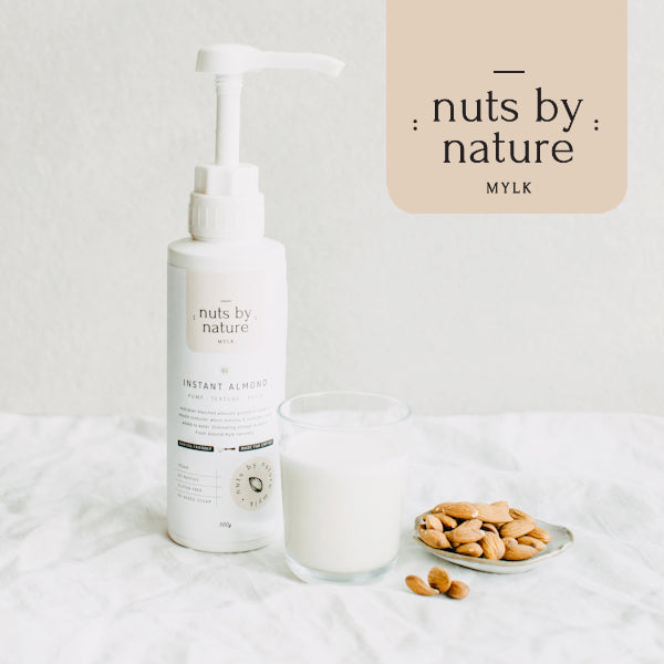 Pure Almond Mylk Base 1 L