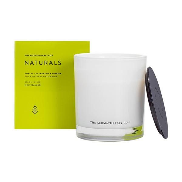 Naturals Candle Forest Evergreen Freesia 370g