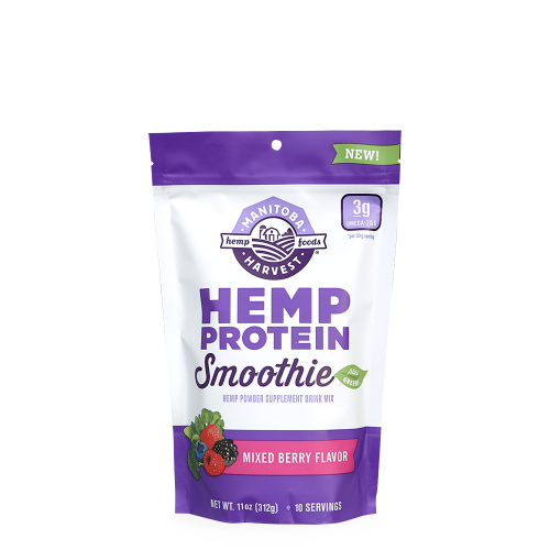 HEMP PROTEIN SMOOTHIE  VANILLA CHAI 312 GRAMS