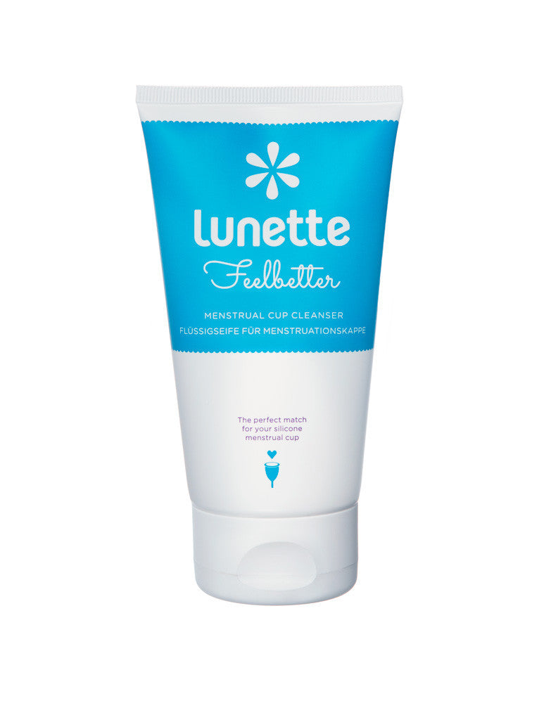 Lunette Menstrual Cup Cleanser