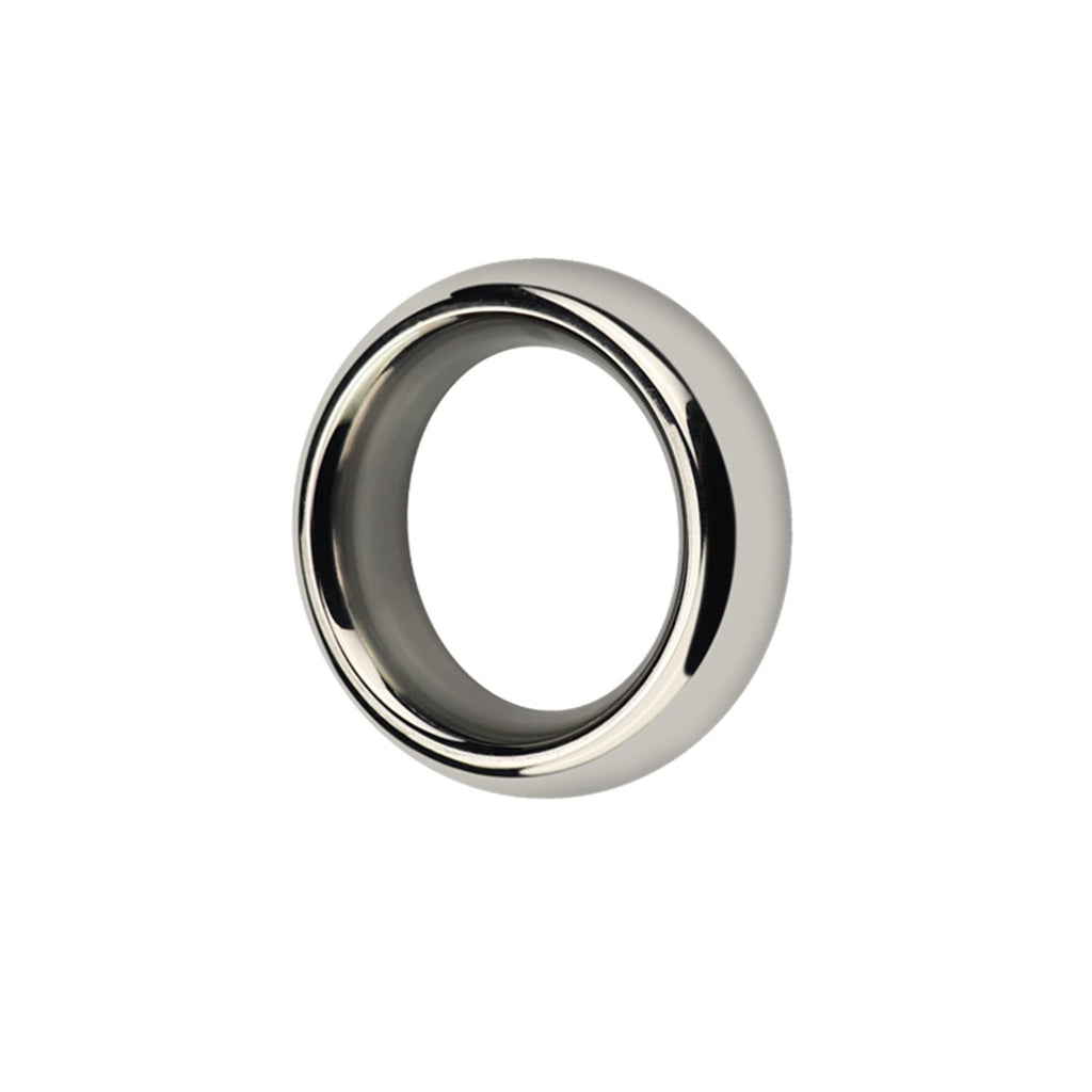 Steel Donut Cock Ring