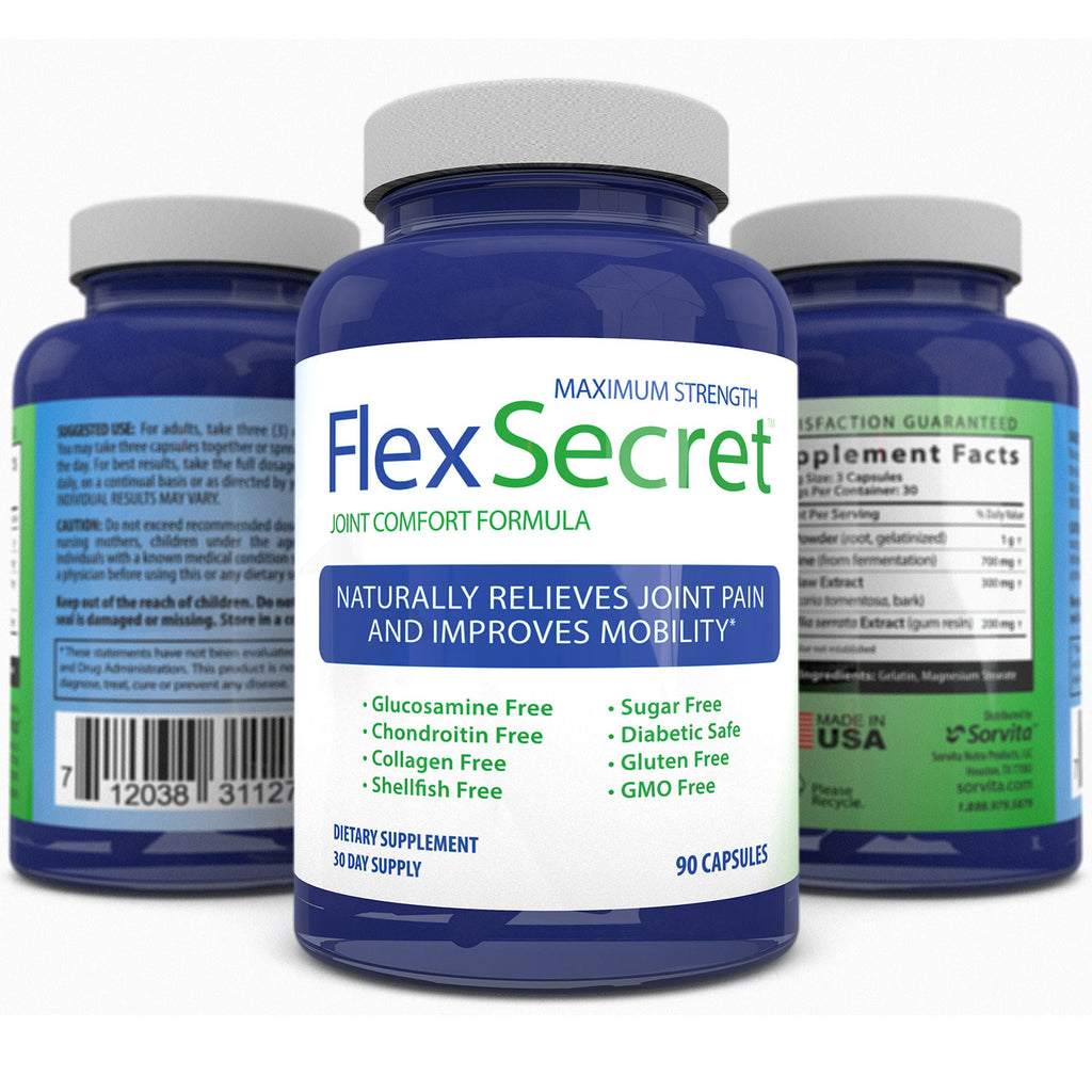 Maximum Strength Flex Secret