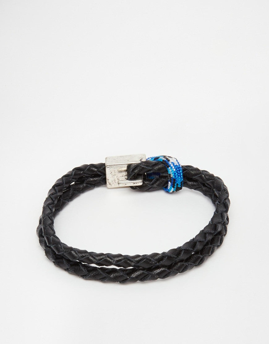 Icon Brand- Black Ops Men's Bracelet